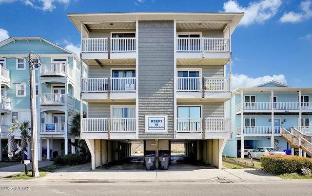 806 Carolina Beach Avenue N 3A, Carolina Beach, NC 28428 (MLS #100205837) :: Lynda Haraway Group Real Estate