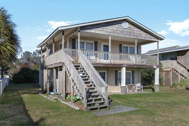 1606 E Dolphin Drive, Oak Island, NC 28465 (MLS #100205839) :: SC Beach Real Estate