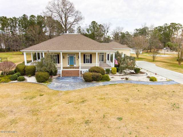 317 Royal Bluff Road, Jacksonville, NC 28540 (MLS #100205916) :: RE/MAX Essential