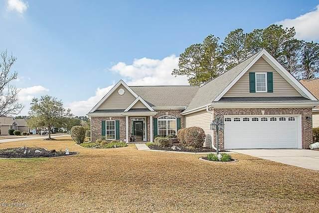 382 Wampee Street, Calabash, NC 28467 (MLS #100205938) :: Carolina Elite Properties LHR