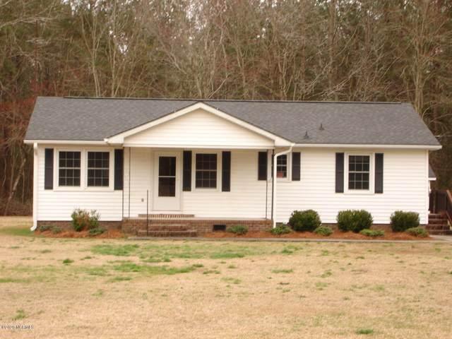 1345 Wilmar Road, Vanceboro, NC 28586 (MLS #100205955) :: Vance Young and Associates