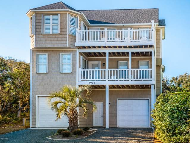 1913 S Shore Drive, Surf City, NC 28445 (MLS #100205959) :: The Chris Luther Team