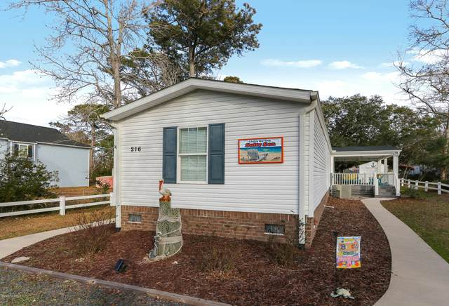 216 NE 71st Street, Oak Island, NC 28465 (MLS #100205978) :: Lynda Haraway Group Real Estate