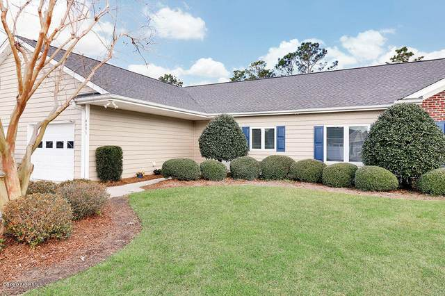 4451 Willow Moss Way, Southport, NC 28461 (MLS #100205981) :: The Chris Luther Team