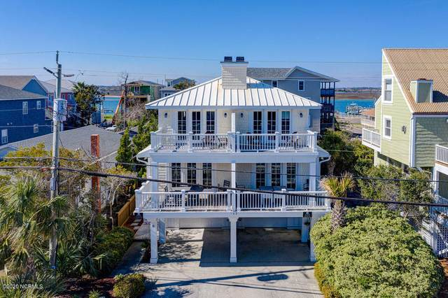 712 S Lumina Avenue A, Wrightsville Beach, NC 28480 (MLS #100205983) :: Vance Young and Associates