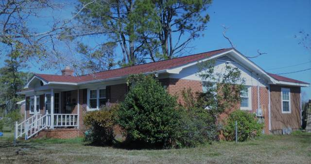 807 S Yaupon Terrace, Morehead City, NC 28557 (MLS #100205985) :: Vance Young and Associates