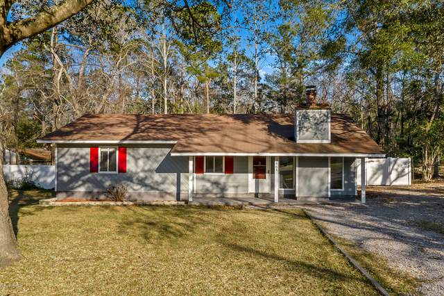 3864 Marsh Hen Drive SW, Shallotte, NC 28470 (MLS #100205994) :: The Chris Luther Team