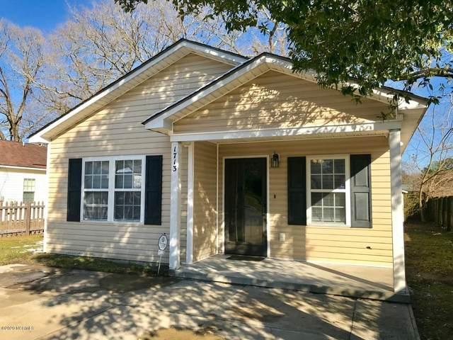 1713 S Greene Street, Greenville, NC 27834 (MLS #100205997) :: Berkshire Hathaway HomeServices Prime Properties
