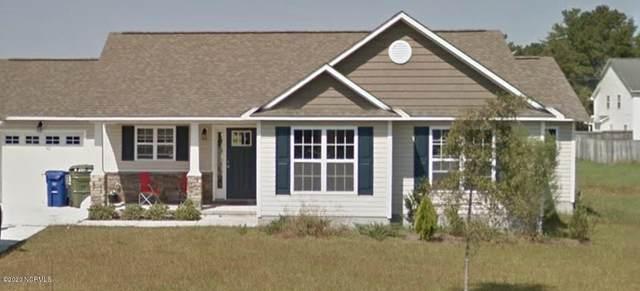 300 Dillard Lane, Richlands, NC 28574 (MLS #100206021) :: CENTURY 21 Sweyer & Associates