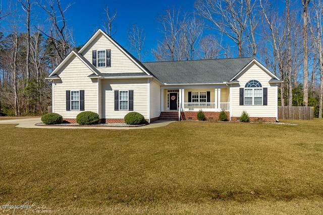 203 Westerly Road, New Bern, NC 28560 (MLS #100206070) :: Vance Young and Associates
