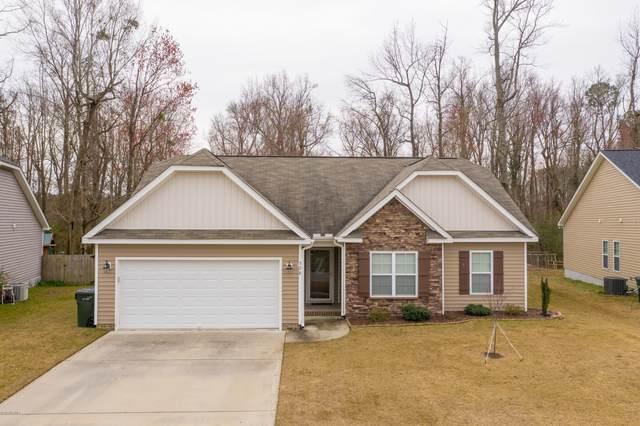 528 Kiesee Drive, Greenville, NC 27834 (MLS #100206072) :: Berkshire Hathaway HomeServices Prime Properties