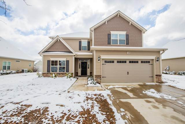 3648 Calvary Drive, Greenville, NC 27834 (MLS #100206103) :: Berkshire Hathaway HomeServices Prime Properties