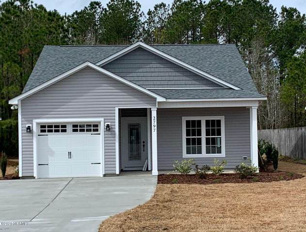 2797 Country Club Drive, Hampstead, NC 28443 (MLS #100206128) :: Thirty 4 North Properties Group