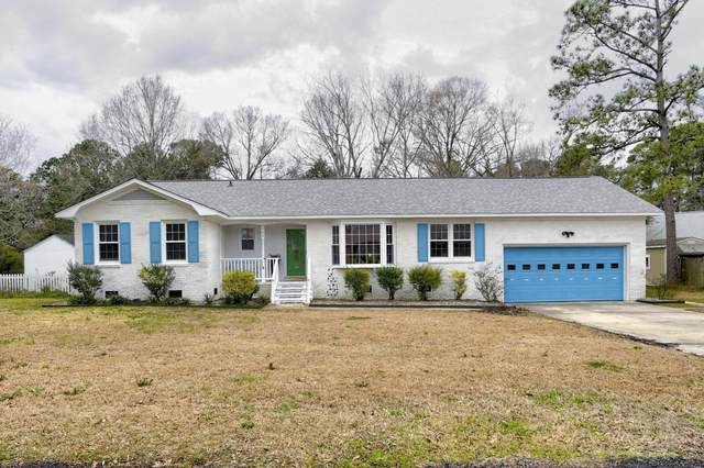 406 W Blackbeard Road, Wilmington, NC 28409 (MLS #100206156) :: Vance Young and Associates