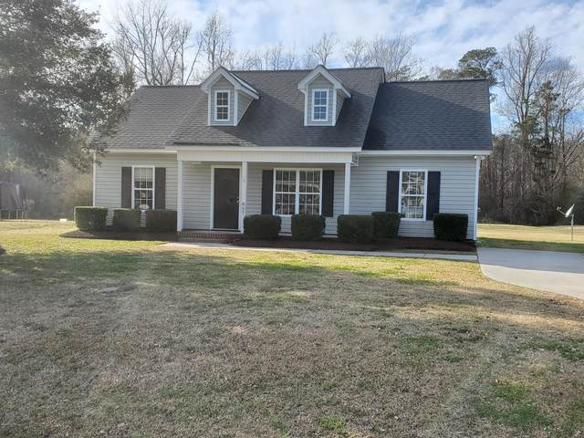 807 Northgate Drive, Washington, NC 27889 (MLS #100206184) :: Courtney Carter Homes