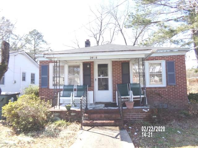 2418 Jones Street, Winterville, NC 28590 (MLS #100206248) :: Lynda Haraway Group Real Estate