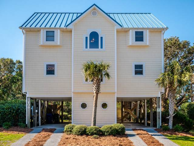 109 Katelyn Drive, Surf City, NC 28445 (MLS #100206255) :: Lynda Haraway Group Real Estate