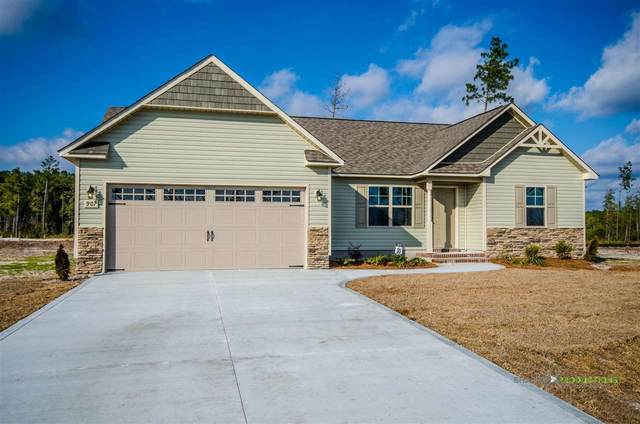 222 Rowland Drive, Richlands, NC 28574 (MLS #100206256) :: The Tingen Team- Berkshire Hathaway HomeServices Prime Properties