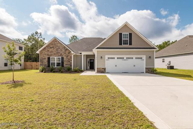 215 Knightheads Drive, Swansboro, NC 28584 (MLS #100206269) :: RE/MAX Elite Realty Group