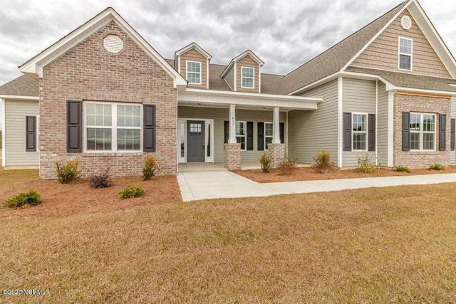 221 Knightheads Drive, Swansboro, NC 28584 (MLS #100206281) :: RE/MAX Elite Realty Group