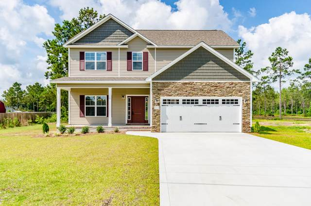 213 Holly Grove Court E, Jacksonville, NC 28540 (MLS #100206305) :: The Tingen Team- Berkshire Hathaway HomeServices Prime Properties