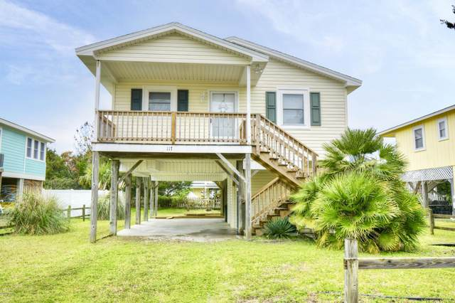 117 Seagull Drive, Holden Beach, NC 28462 (MLS #100206314) :: Lynda Haraway Group Real Estate