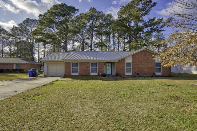 513 W Springhill Terrace, Jacksonville, NC 28546 (MLS #100206329) :: The Tingen Team- Berkshire Hathaway HomeServices Prime Properties
