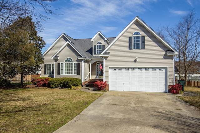 413 Zachary Court, Winterville, NC 28590 (MLS #100206352) :: Lynda Haraway Group Real Estate