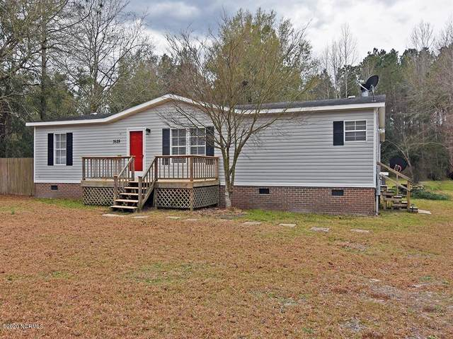 3529 Blue Banks Loop Road NE, Leland, NC 28451 (MLS #100206371) :: Courtney Carter Homes