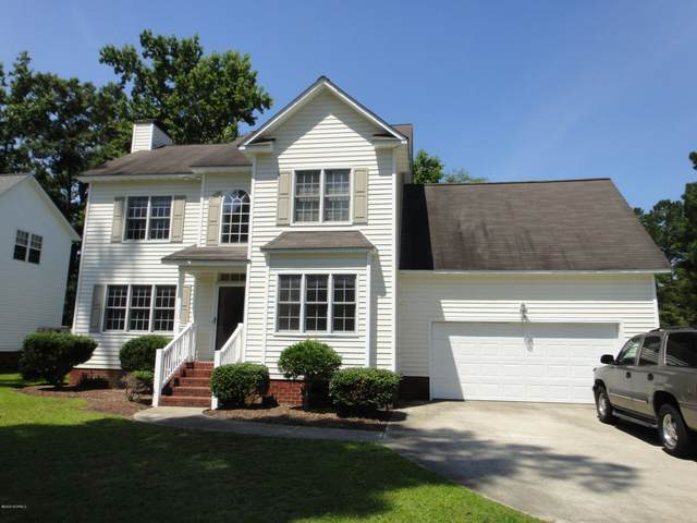 2248 Shire Drive, Winterville, NC 28590 (MLS #100206373) :: The Keith Beatty Team