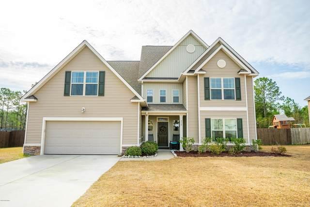 310 Plymouth Lane, Holly Ridge, NC 28445 (MLS #100206399) :: Courtney Carter Homes