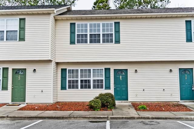 21 Pirates Cove Drive, Swansboro, NC 28584 (MLS #100206423) :: The Keith Beatty Team