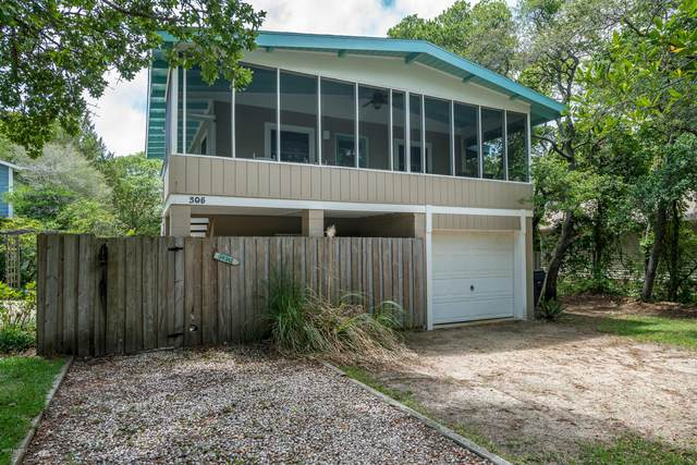 305 Crowell Street, Oak Island, NC 28465 (MLS #100206431) :: Thirty 4 North Properties Group