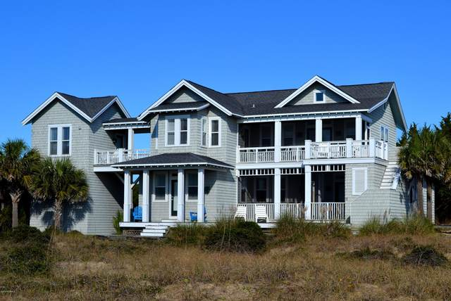 20 Coquina Trail, Bald Head Island, NC 28461 (MLS #100206446) :: Thirty 4 North Properties Group