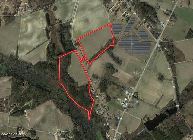 10285 S Chicken Road, Fairmont, NC 28340 (MLS #100206447) :: Carolina Elite Properties LHR