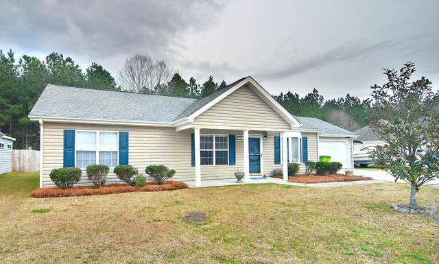 137 Pella Lane, New Bern, NC 28562 (MLS #100206472) :: CENTURY 21 Sweyer & Associates