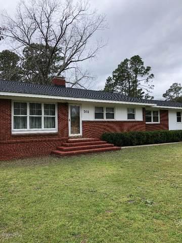 702 Timber Lane, Wilmington, NC 28405 (MLS #100206533) :: Carolina Elite Properties LHR