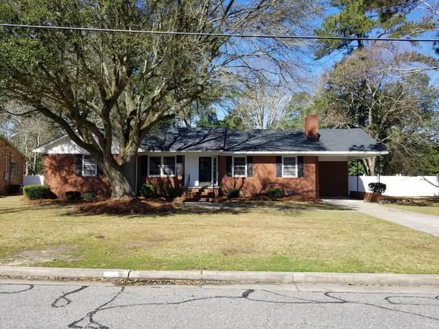 1215 Airlee Drive, Kinston, NC 28504 (MLS #100206541) :: Vance Young and Associates
