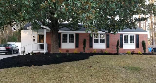 404 Woodhaven Drive, Jacksonville, NC 28540 (MLS #100206555) :: CENTURY 21 Sweyer & Associates