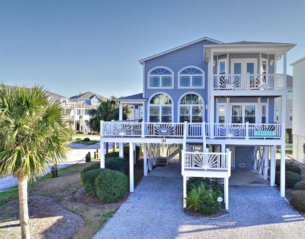 31 Private Drive, Ocean Isle Beach, NC 28469 (MLS #100206556) :: Thirty 4 North Properties Group
