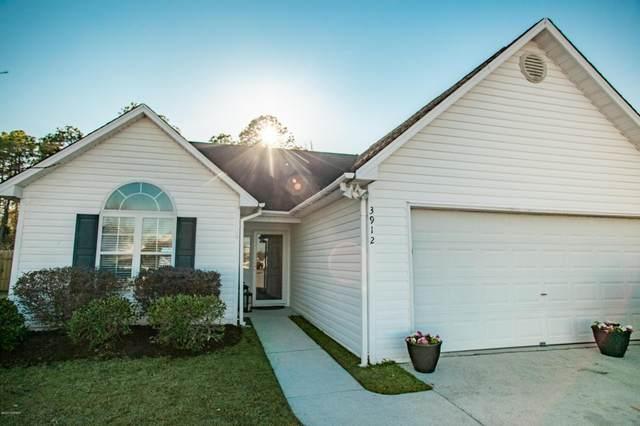 3912 Brinkman Drive, Wilmington, NC 28405 (MLS #100206557) :: CENTURY 21 Sweyer & Associates