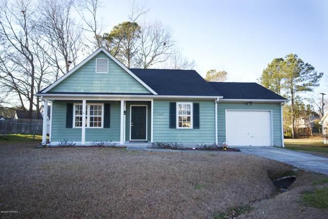 507 Saint George Cove, Jacksonville, NC 28546 (MLS #100206569) :: Donna & Team New Bern
