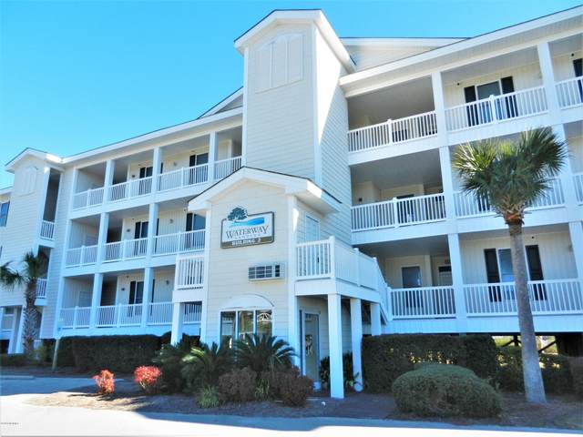 1135 Park Road #2204, Sunset Beach, NC 28468 (MLS #100206580) :: Thirty 4 North Properties Group