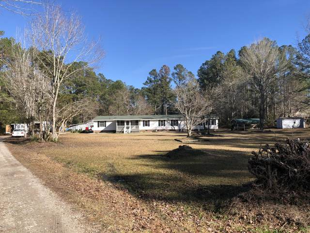 392 Croatan Drive, Swansboro, NC 28584 (MLS #100206594) :: The Cheek Team