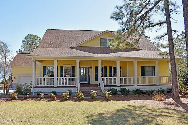 3409 St James Drive SE, Southport, NC 28461 (MLS #100206622) :: CENTURY 21 Sweyer & Associates