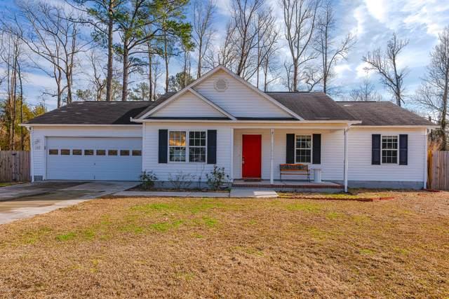 103 Pear Tree Lane, Richlands, NC 28574 (MLS #100206640) :: CENTURY 21 Sweyer & Associates