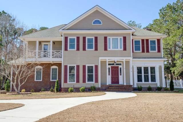 414 Creedmoor Road, Jacksonville, NC 28546 (MLS #100206664) :: Donna & Team New Bern