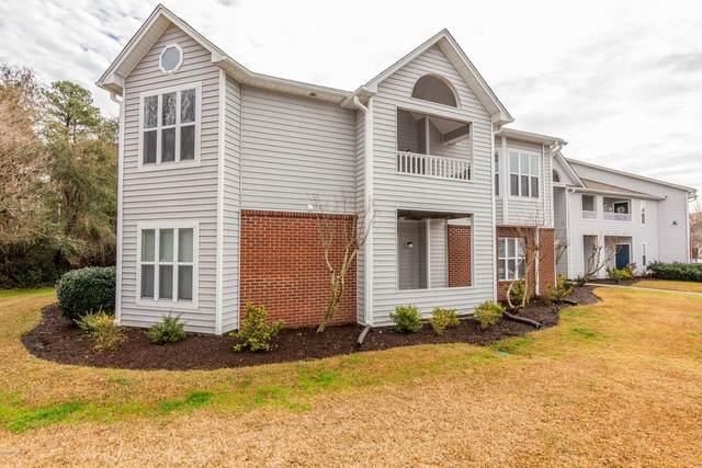 4104 Breezewood Drive #201, Wilmington, NC 28412 (MLS #100206673) :: Donna & Team New Bern