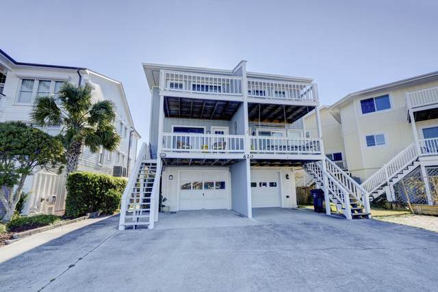 620 Waynick Boulevard #1, Wrightsville Beach, NC 28480 (MLS #100206697) :: Donna & Team New Bern