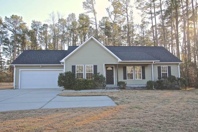 2833 Dawson Cabin Road, Jacksonville, NC 28540 (MLS #100206717) :: CENTURY 21 Sweyer & Associates
